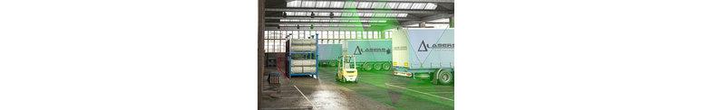 Projectie/lijnlasers voor industriële toepassingen en wegbebakening