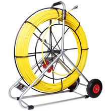 Runpotec RUNPO Profi fiberglass tension spring Ø 11mm RTG12, 250m incl. Reel
