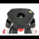 Nestle XT 57 light aluminum tripod 41-57 cm with plastic head