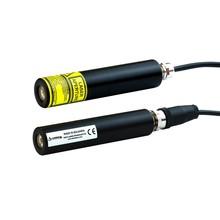 Delta Lasers Industrielaser Groen Delta F 35mW, 515nm  IP67 met  kabel of connector