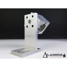 Delta Lasers Delta F Mounting bracket , Aluminium