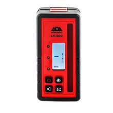 ADA  LR-500HV NEW model HAND RECEIVER Red
