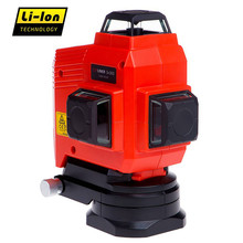 ADA  TOPLINER 3x360 ° Red very bright laser beams.