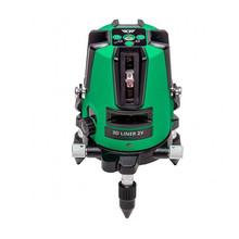 ADA  3D Liner 2V Green crossline laser with 3 lines