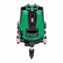 ADA  3D Liner 4V Green crossline laser with 5 lines