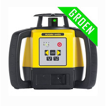 Leica  Rugby 640G  Green horizontal and vertical constructionlaser