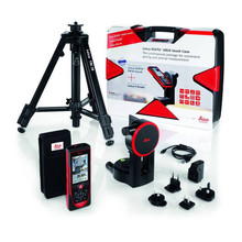 Leica  Disto D810 touch inkl.  FTA360 Stativadapter, Stativ  im Koffer