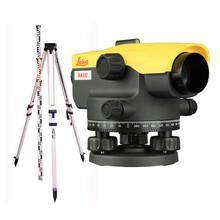 Leica  NA332  Set met statief en waterpasbaak 3 meter