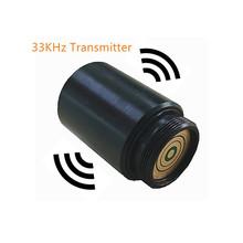 OMTools 33Khz transmitter voor Rioolinspectie camera met 23 Ømm selfleveling camerakop