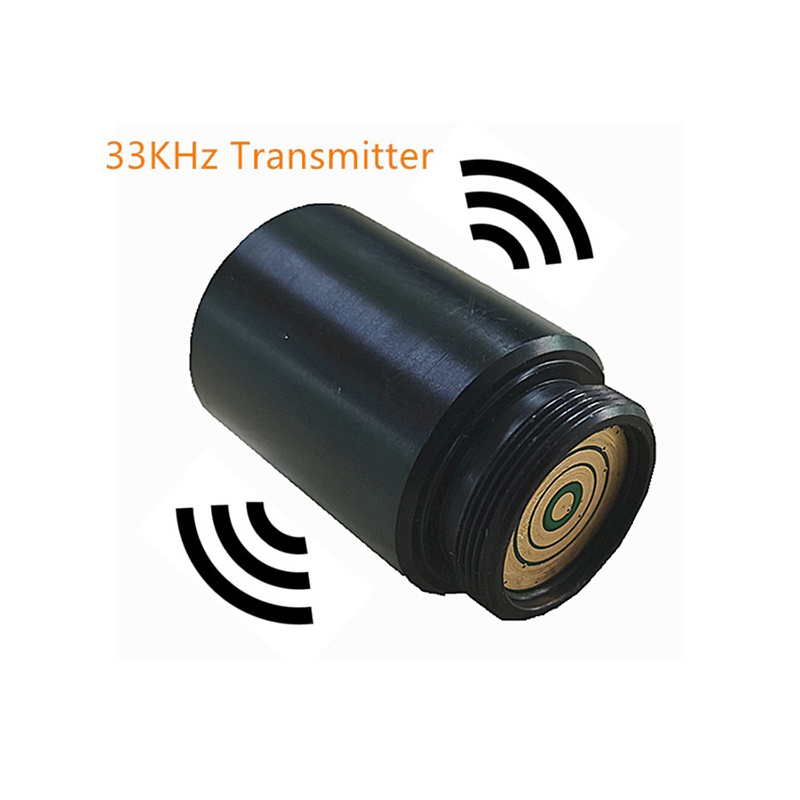 OMTools 33KhZ transmitter for Sewer inspection camera with 23 Ømm  self-leveling camera head