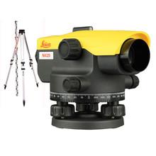 Leica  NA320 360 Set  inkl. Messlatte E-Teilung und Stativ