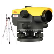 Leica  NA324 360 Set incl. spirit level stand 3m and tripod