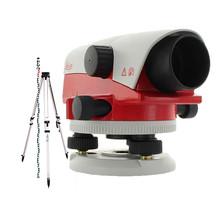 Leica  NA730+ Automatisch waterpasinstrument, SET 30x vergroting