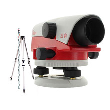 Leica  NA720 Automatisch waterpasinstrument,  SET 20x vergroting