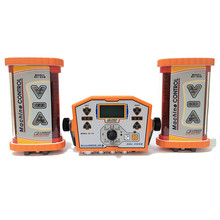 LaserElectronics CT-19 MachineControl Duo Set, for leveller with programming interface and display