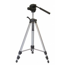 """OMTools XT 163 compact tripod up to 163 cm and 1/4 """"photo tripod connection"""