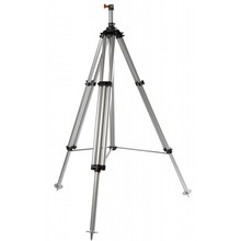 MQ  330H60-2 Heavy tripod of 187-390 cm. with manually adjustable center column, weight 20 kg