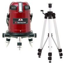 ADA  6D SERVOLINER RED  8-LIne laser with Li-ion batterie