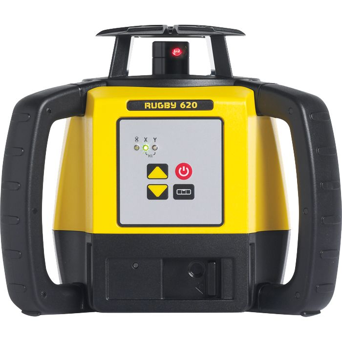 Leica  Rugby 620 construction laser with single grade function