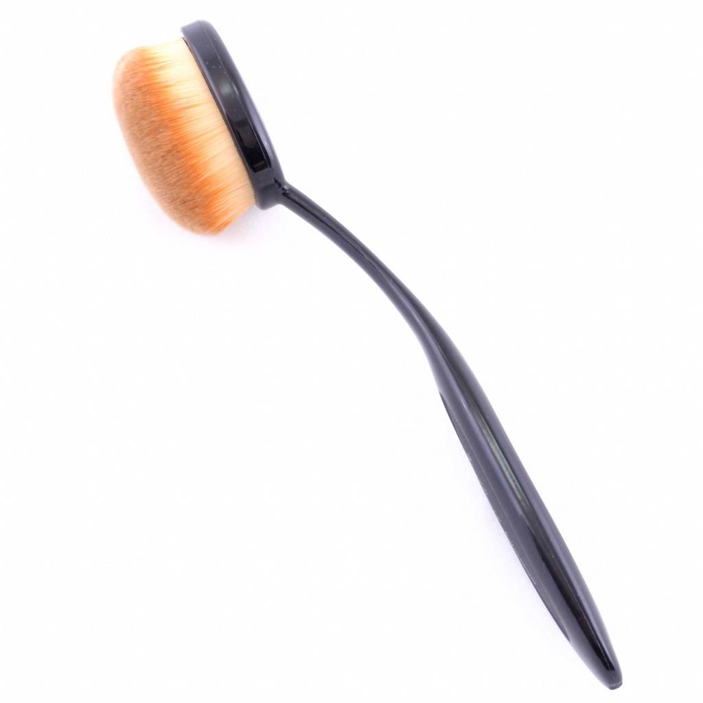 Oval Make-up Brush Synthetisch