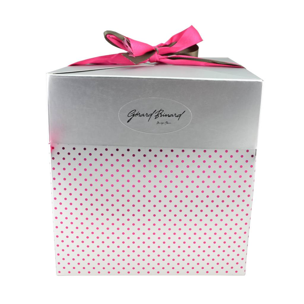 Dames cadeaupakket Roze verpakking kerst pakket