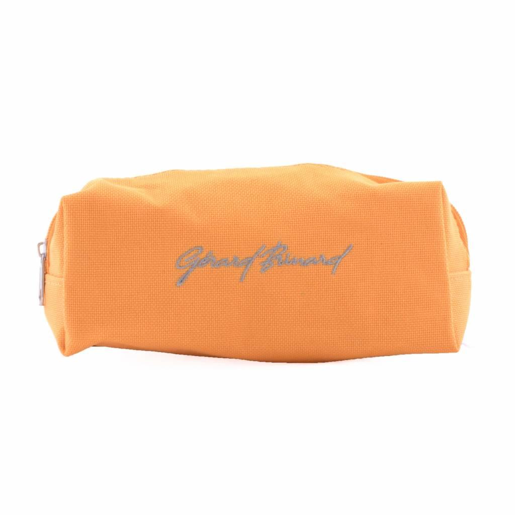 Make-up Boxje uni Oranje, opbergen, vakantie, reizen