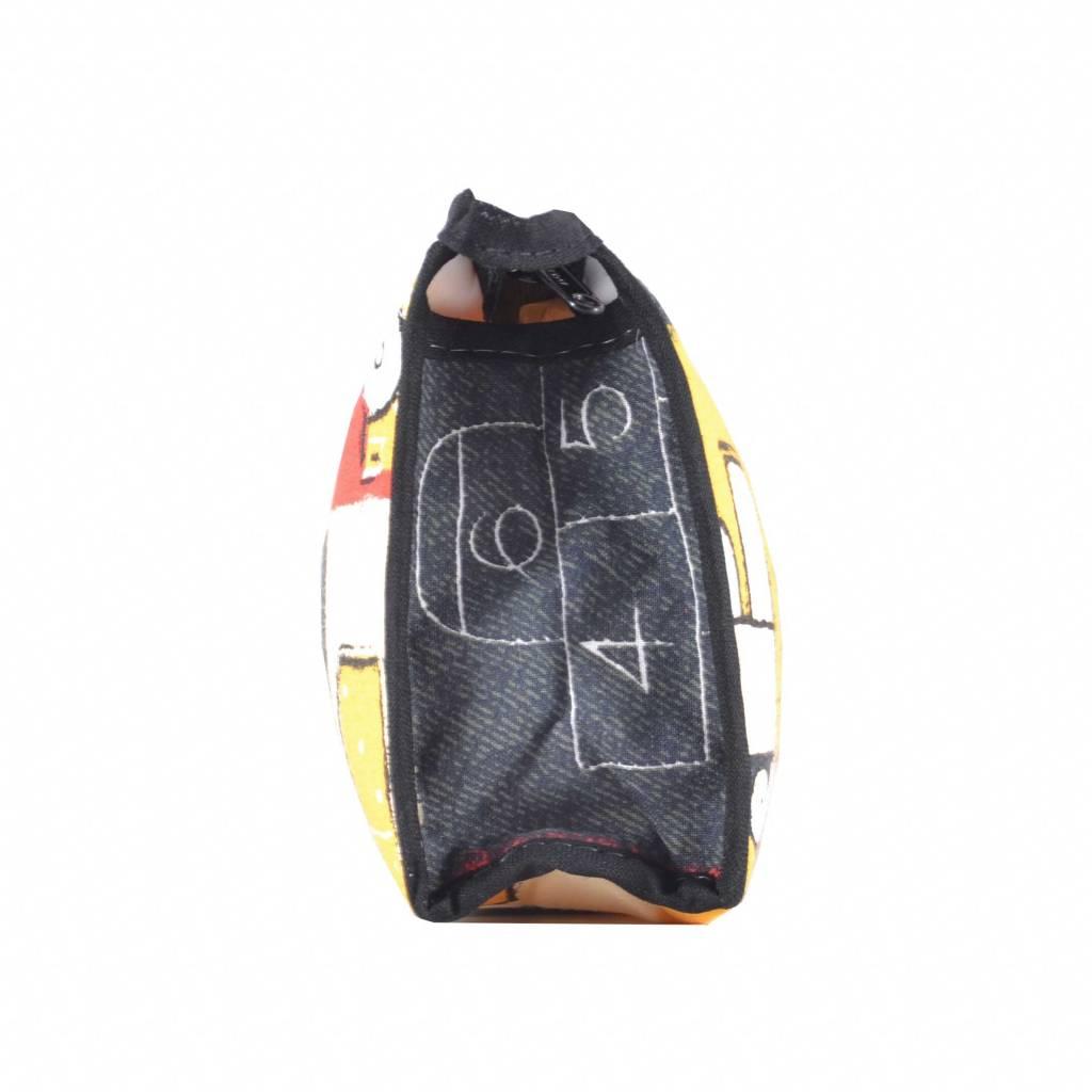 Kinder Toilettasje Zwart, tas, opbergen, reizen