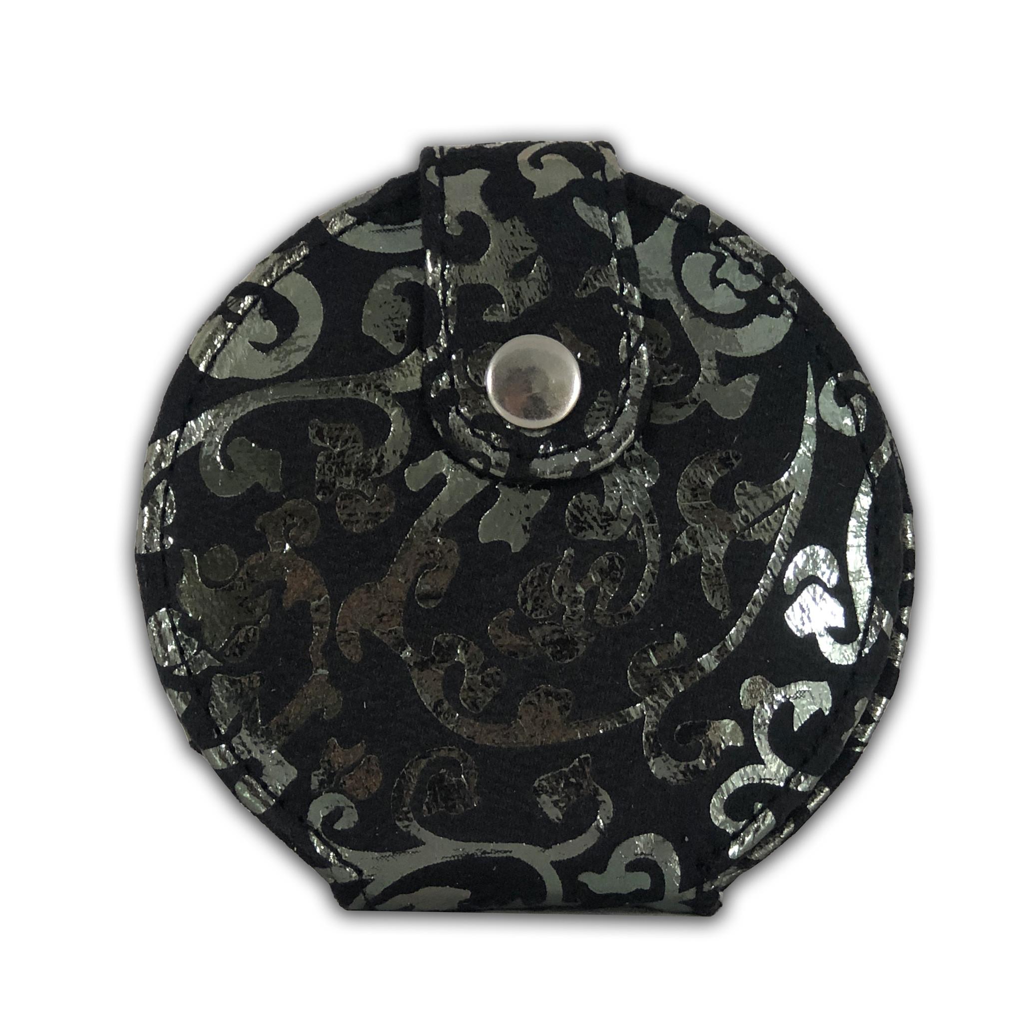 Tasspiegeltje Barrok Groen