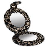 Tasspiegeltje Barrok Goud
