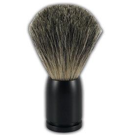 Luxe scheerkwast Dashaar met zwarte handgreep