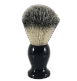Luxe scheerkwast Synthetisch haar zwart