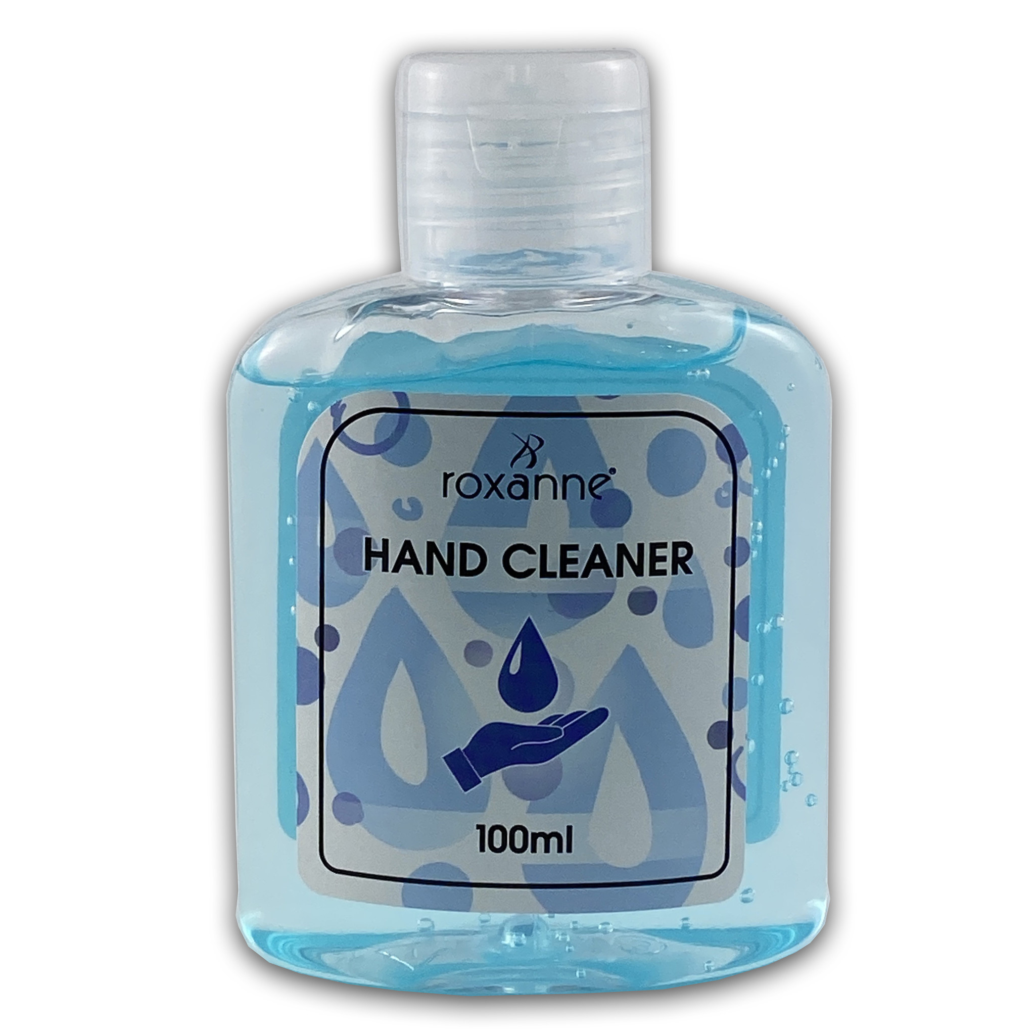 Desinfecterende handgel 100ml knijpflesje 80% alc