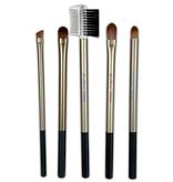 Gérard Brinard Make-up kwasten set met gratis spijkerstof tasje