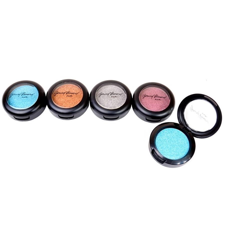 Gerard Brinard shiny eye-shadow 4 kleuren