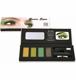 Gerard Brinard Green Eyes