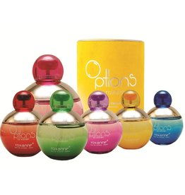 Options 100 ml. diverse Vrouwen geuren