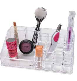 Mini make-up organizer