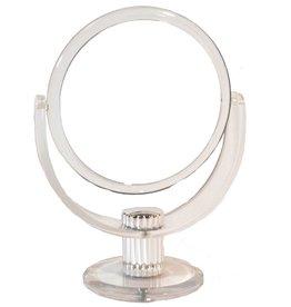 Make-up Spiegel acryl 18cm/5x vergroting