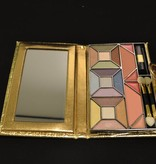 Make-Up Etui goud/zilver