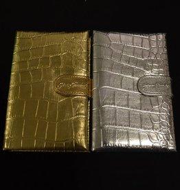 Make-Up Etui goud/zilver