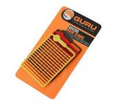 guru micro hair stops red, brown, yellow