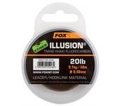 fox illusion fluorocarbon leader/hooklink