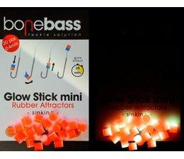 bonebass glow mini stick bicolore