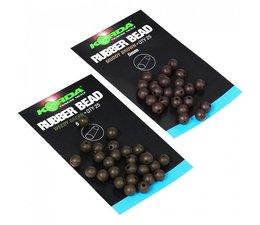 korda 5mm rubber beads