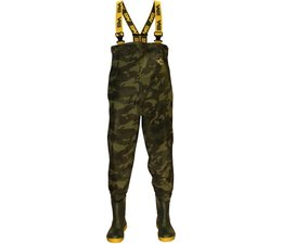 vass 800 special edition camou chest wader
