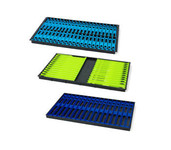matrix fishing pole winders loaded winder tray