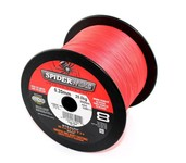 spiderwire stealth smooth 8 red 1800 meter