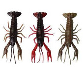 savage gear 3d crayfish kit 8cm 3+1