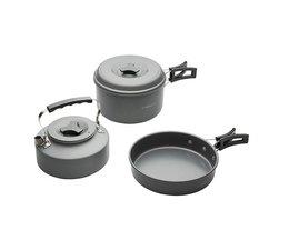trakker armolife complete cookware set (new)