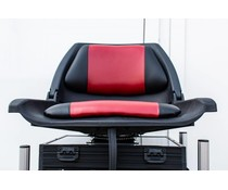 elite folding back rest seat 360